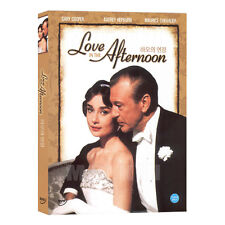Love in The Afternoon (1957) DVD - Gary Cooper, Audrey Hepburn (New *All Region)