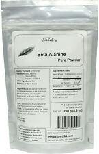 4 oz 100% BETA ALANINE POWDER KOSHER -RECOVER- HPLC PHARMACEUTICAL USP