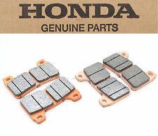 New Honda Front Brake Pads Pad Set CBR 600 1000 RR CB 1000 R (See Notes)OEM #O51