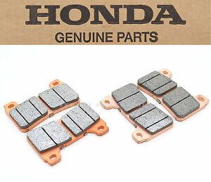OEM Honda Front Brake Pad Set CBR600 1000 RR CB1000 R Left Right (See Notes)#O51