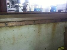 Clausing Colchester 13 Inch Metal Lathe Rack Gear