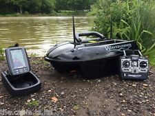 Waverunner MK4 Bait Boat + TF500 Fish Finder