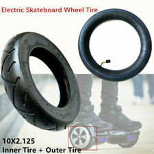 """1pc 10"""" 10X2.125 Electric Skateboard Wheel Tire for Balancing Scooter Tyre Parts"""