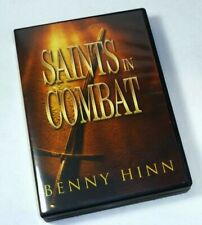 SAINTS IN COMBAT -  Benny Hinn - 3 Cds - Deluxe Edition