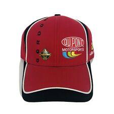 Jeff Gordon 2005 NASCAR Day Snapback Hat Chase Authentics Red Logo Accent