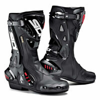 Sidi ST Moto Motorcycle Bike Gore-Tex Boots Black