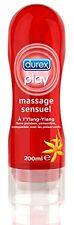 Durex Massage & Play 2 In 1 Massage Gel & Personal Lubricant Sensual 6.76Oz