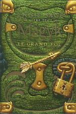 Magyk 2.Le grand vol.Angie SAGE. France Loisirs Z23