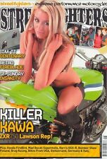 STREETFIGHTERS Magazine No.162 August 2007(NEW COPY)