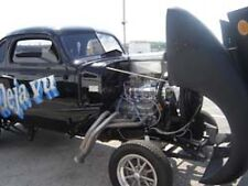 #04 FLIP FRONT END PLANS - TILT FRONT END  BLUEPRINTS Gasser Hot Rod street rod