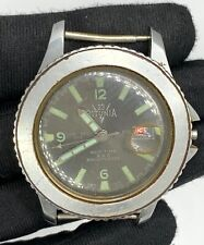 Bitunia Marine Horaire Cal. MAM 1571 Vintage 39 mm 200 Shocktested Date Non