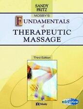 Mosby's Fundamentals of Therapeutic Massage-ExLibrary
