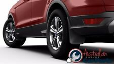 FORD KUGA MUD FLAP KIT FRONT & REAR GENUINE 2013-2016 SET OF 4 Accessories spats