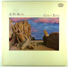 "12"" LP - Al Di Meola - Cielo E Terra - D954 - cleaned"