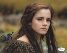 Emma Watson Noah Autographed Signed 8x10 Photo JSA COA #8