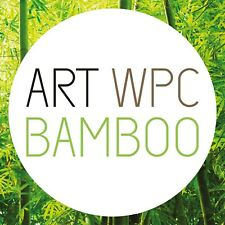 """Doga """"Vedo non vedo"""" - Colore Ghiaccio - Dim. 1990x130x19,3 mm - ART WPC Bamboo"""