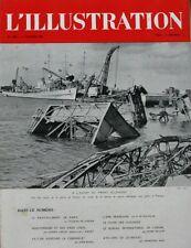 L'Illustration°5108 - 1941 - Salle des horloges - Montferrand - La Camargue