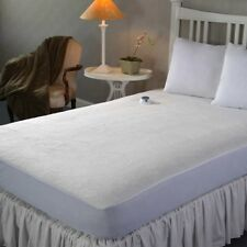 Mattress warming pad king size two controlers by Soft Heat, Mirco-plush top