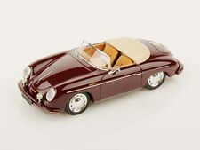 Looksmart Porsche 356 Pre-A Speedster 1955 Dark Red 1:43 (LS449)