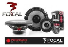 "FOCAL ACCESS 165AS3 3-WAY 6.5"" MIDWOOFERS + 4"" MIDS + TWEETERS + X-OVERS, NEW"