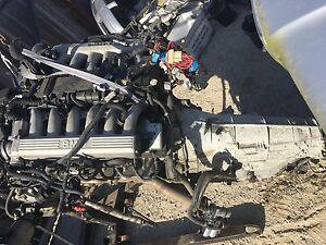 (1999-2001) BMW E38 V12 5.4L 12-cylinder ENGINE MOTOR 750iL 750i 750 132K MILE