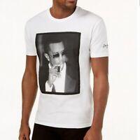 Sean John Mens T-Shirt Classic White Size 2XL Diddy Graphic Tee $39- 289