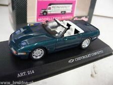 1/43 DetailCars 214 Chevrolet Corvette ZR 1 Cabrio grün