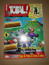 Total Nintendo 3/2000 Heft Magazin (South Park Rally)