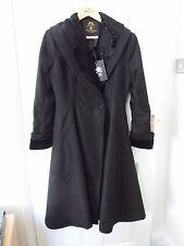 Hell Bunny Knee Patternless Coats & Jackets for Women