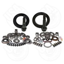 USA Standard Gear / Install Kit for Jeep TJ with D30 front / Dana 44 rear, 4.88