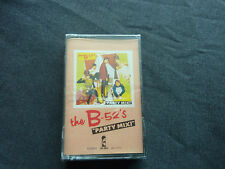 B-52'S PARTY MIX ULTRA RARE ORIGINAL 1981 NEW SEALED CASSETTE TAPE!