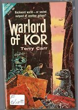 F-177 Ace 40c F Double Novel Books Sci-Fi Warlord of Kor & The Star Wasps