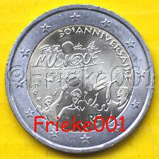 Frankrijk - France - 2 euro 2011 comm.(Fête De La Musique)