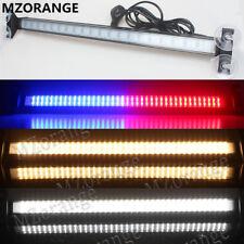 80 LED Car Strobe Warning Light Bar Flash Signal Emergency Police Beacon New
