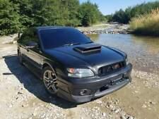 Subaru Legacy B4 front lip