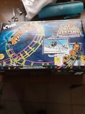 K'Nex 63153 Screamin Serpent Coaster Complete Set in Original Box Knex Coaster