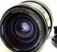 Minolta Maxxum 28-85mm f3.5-4.5 AF Lens for Sony A mount - (w/ noisy auto focus)
