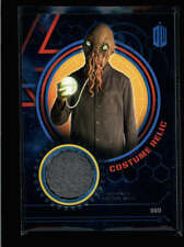 OOD 2016 TOPPS DOCTOR WHO AUTHENTIC WORN COSTUME RELIC #30/99 AB8822