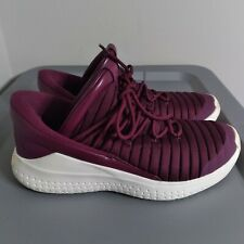 Jordan Flight Luxe Bordeaux Men's Size 9.5 Shoes Maroon Sneakers (No Insoles)