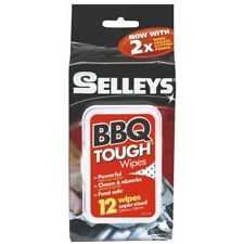 Selleys BBQ Tough 12 Wipes 1 pack