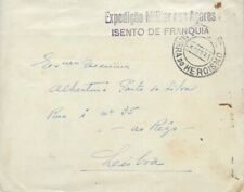 PORTUGAL  AZORES ✱ MILITARY MAIL  ✱ 1945 COVER - WWII   [101]