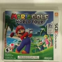 Mario Golf: World Tour - Nintendo 3DS [video game]