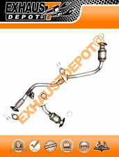 FITS: 2004 CHEVROLET MALIBU 3.5L FRONT CATALYTICS & FRONT Y-FLEX PIPE DIRECT-FIT