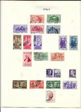 Italy 1930`s used selection