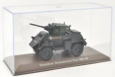 ATLAS 1/43 WWII ATL-6690-014 – Humber Mk.IV Armoured Car – British Army