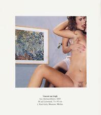 """Timm Ulrichs, """"Kunst & Leben"""", 1993, Vorzugsausgabe, Grafik handsigniert"""