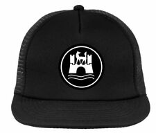 Retro VW Volkswagen cap, automobile hat , snapback black