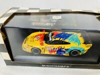 MINICHAMPS 1/43 Porsche 911 Orange