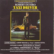 ernard Herrmann - Taxi Driver [CD]