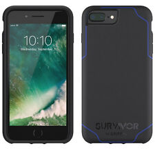 Griffin iPhone 7 PLUS & 6S 6 PLUS Survivor Journey Protective Cover Case - Black
